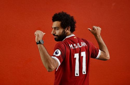 Liverpool Announce Signing of Mohamed Salah