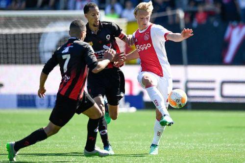 Excelsior v Ajax - Dutch Eredivisie