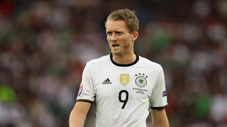 Schurrle was an important player for Germany in 2014