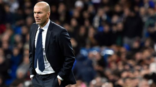 Image result for zidane real madrid manager