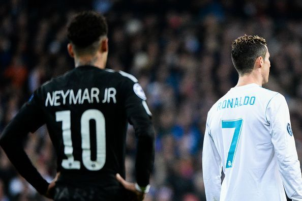 Real Madrid v Paris Saint Germain - Champions League