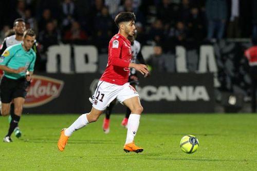 Angers SCO v OGC Nice - Ligue 1