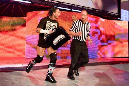 Image result for cm punk money in the bank cash in
