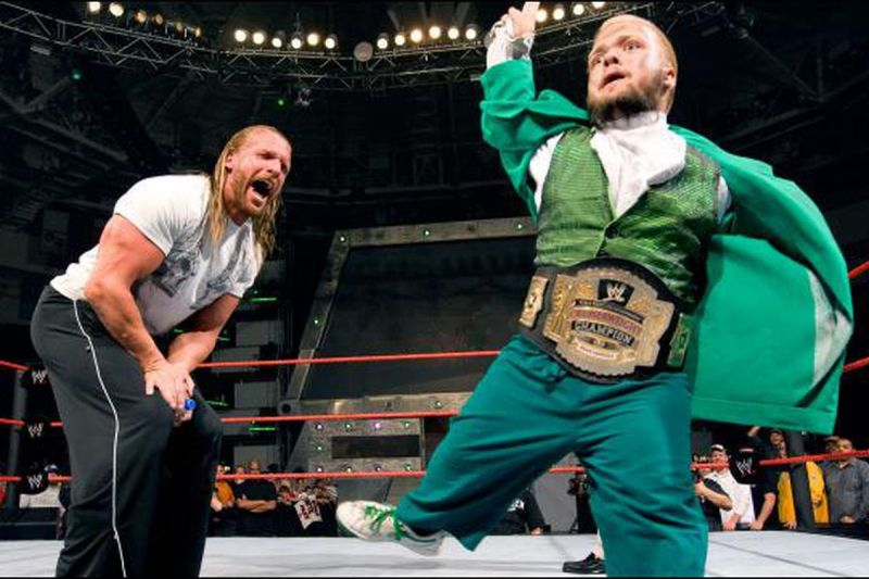 Image result for hornswoggle cruiserweight championship match
