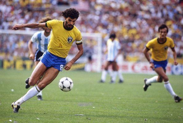 Brazil vs Argentina, 1982 FIFA World Cup
