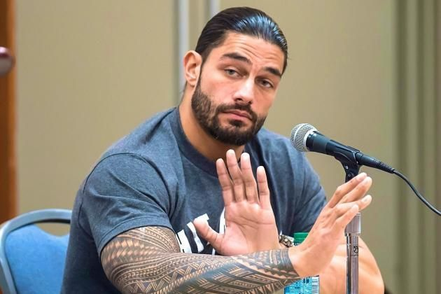 Roman Reigns is arguably the hardest-working WWE Superstar today