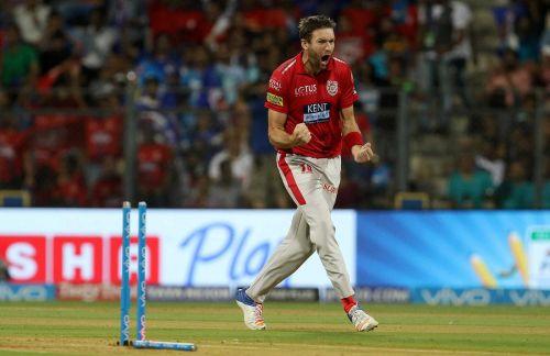 Andrew Tye was the dark horse of IPL 2018