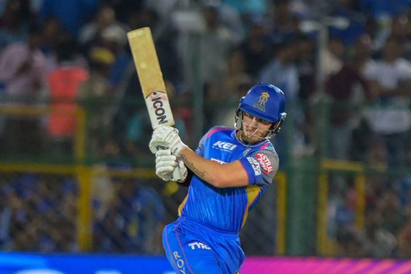 IPL 2018: RR vs KKR: Live Updates: Rajasthan post 160/8 despite sluggish batting in middle overs