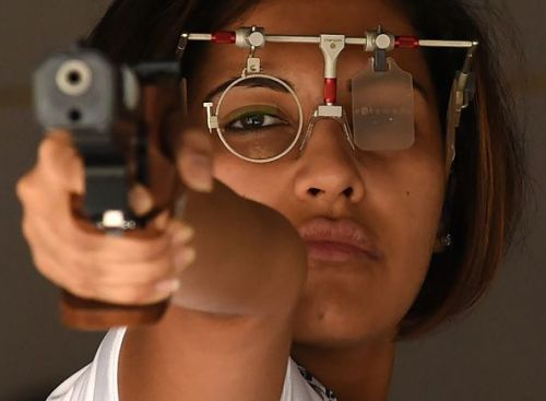 OLY 2016-IND-SHOOTING