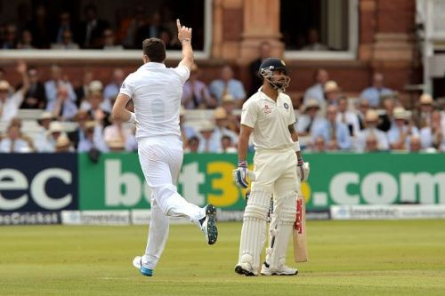 Cricket - Investec Test Series - Second Test - England v India - Day One - Lord's