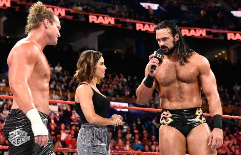 Drew McIntyre seems primed to dominate the WWE