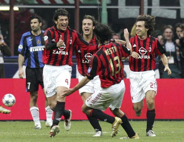 Serie A: AC Milan v Inter Milan