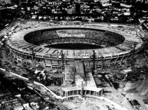 Maracana Stadium 1950