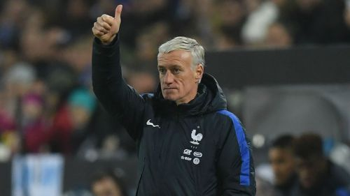 Manager Deschamps will have a tough choice to make