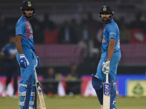 Will struggling Rohit Sharma open the gates for pulsating KL Rahul?