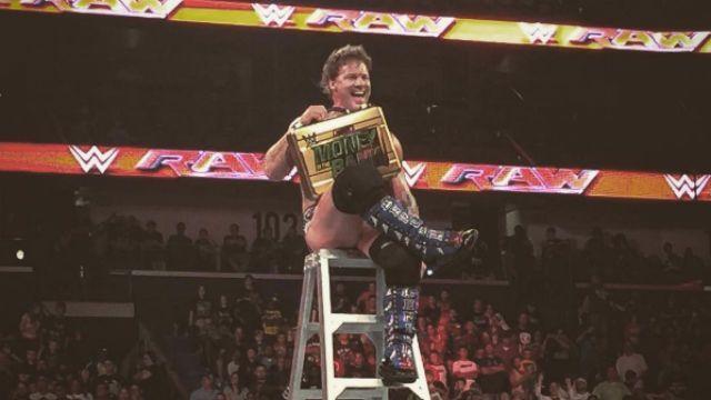 Chris Jericho won the MITB match in Appleton.