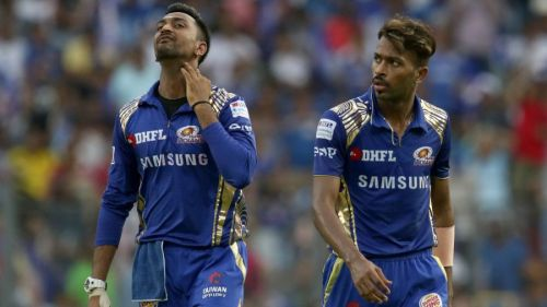 The destructive all-rounder duo from Mumbai Indians.