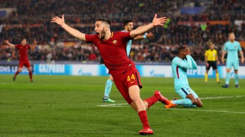 AS Roma are the comeback kings of Europe