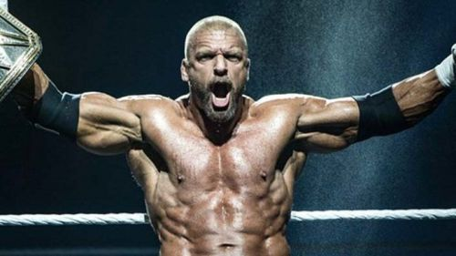One of the biggest stars in the last 20 years, Triple H.