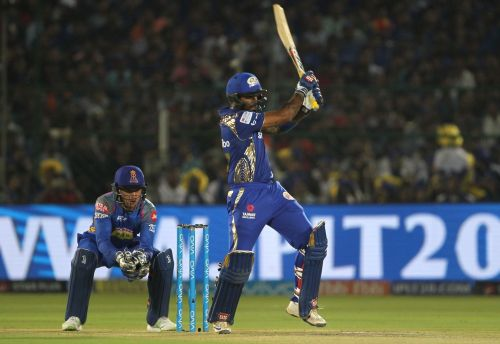 Suryakumar Yadav is the leading run-scorer for Mumbai Indians