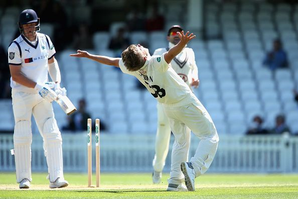 Surrey v Yorkshire - Specsavers County Championship: Division One