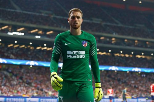 Jan Oblak is among the top keepers this season