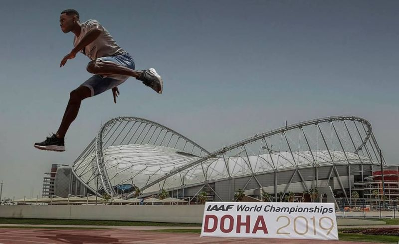 Image result for world athletics 2019