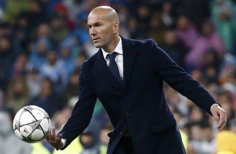 Zidane coached Real to a 16 successive La Liga wins