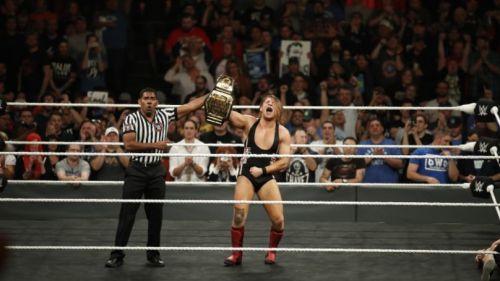 WWE UK Champion Pete Dunne