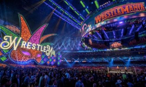 WM34 was a mixed show