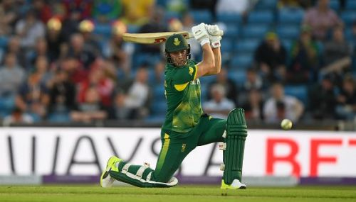 de Villiers was as destructive as anyone could be when in full flow
