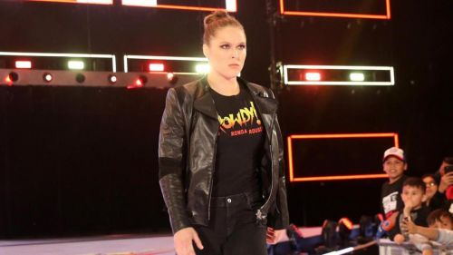 Ronda is set to wrestle on Raw this summer