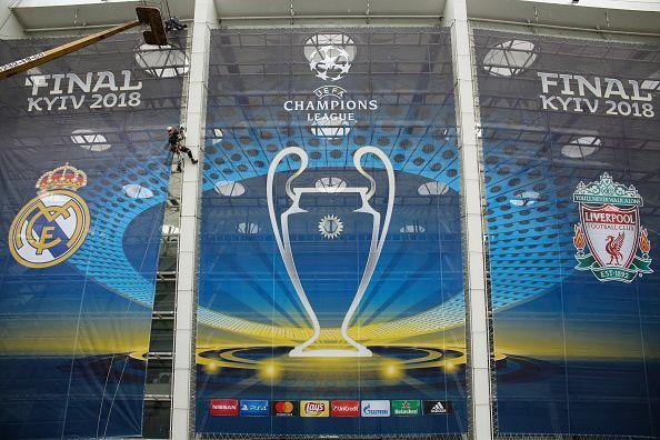 Kyiv prepares for UEFA Champions League final