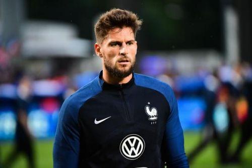 Costil was part of France's Euro 2016 squad