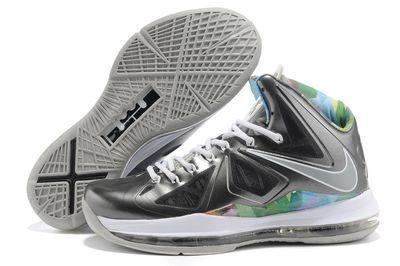 hot sale online 2a7d1 325d5 Nike LeBron X  Prism