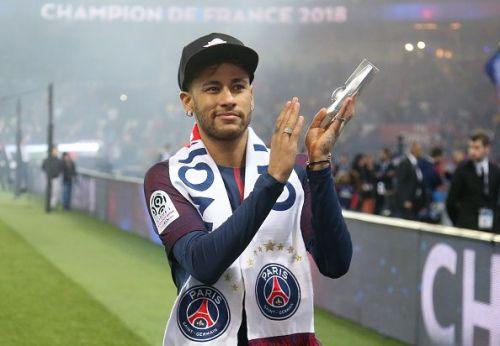 Neymar has been
