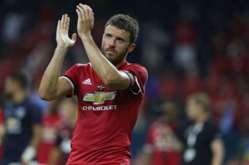 Carrick retired in front of his home crowds