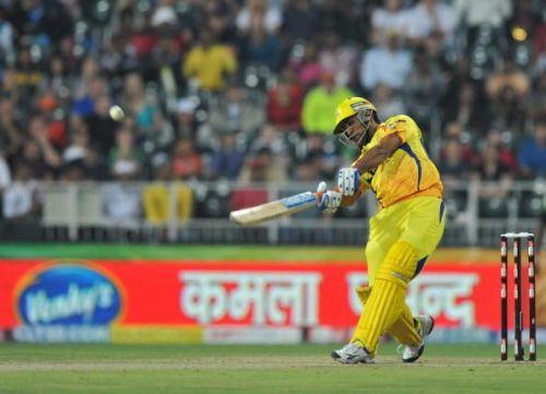 ACL Twenty20 Final: Chennai Super Kings v Warriors