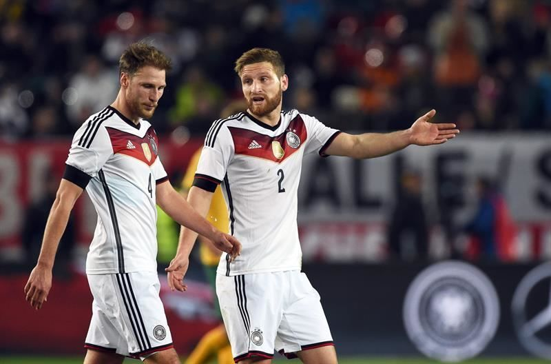 Howedes and Mustafi are World Cup winning defenders