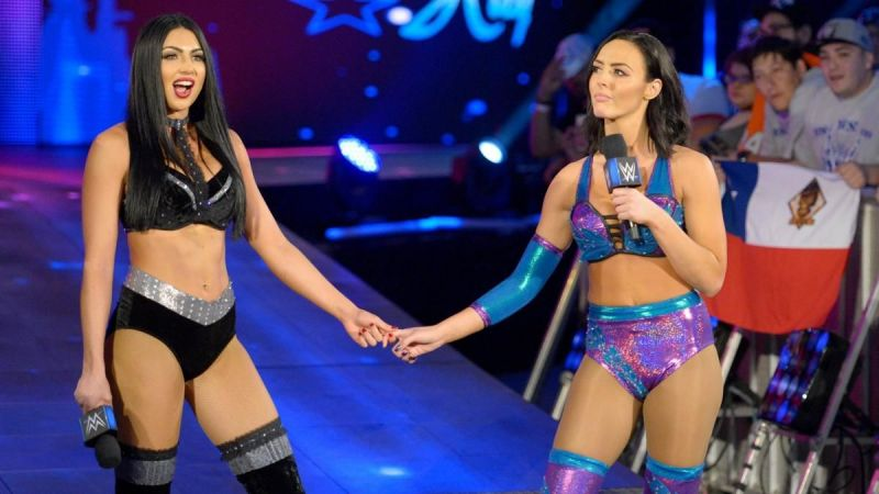 Billie Kay and Peyton Royce are making waves on SmackDown Live