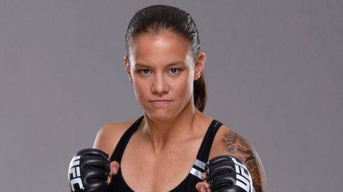 Baszler was a force in MMA for quite some time. Image courtesy of mandatory.com
