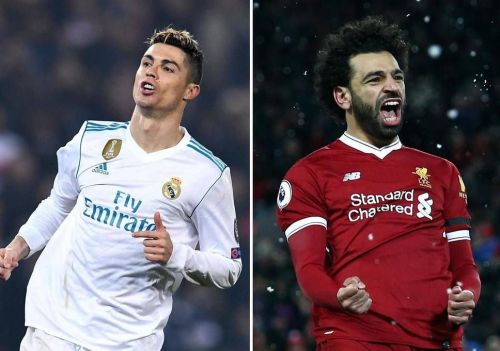 Will Ronaldo claim a fifth title, or will it be Salah's first?