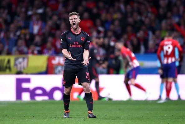 Atletico Madrid v Arsenal FC  - UEFA Europa League Semi Final Second Leg