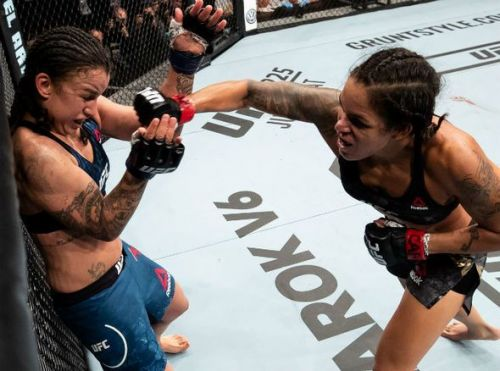 Amanda Nunes successfully defended her Bantamweight title against Raquel Pennington in the main event of UFC 224
