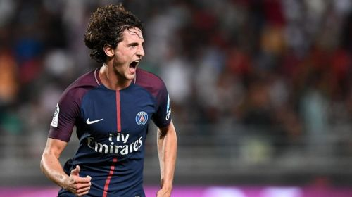Rabiot is growing in importance to PSG