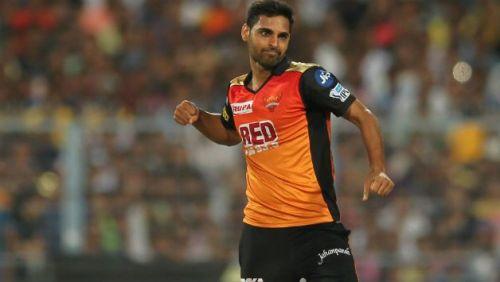 It will be a huge test for Bhuvneshwar Kumar against the likes of Kohli and De Villiers