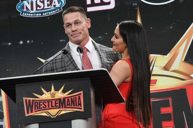 John Cena goes through a huge quota of media events every week