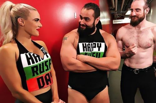 Lana would undoubtedly be a great addition to Rusev Day