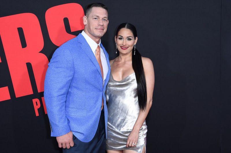 How did John Cena rebound after Nikki Bella?