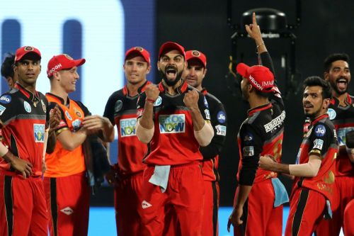 RCB would hope to continue their winning momentum